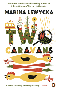 Two Caravans book cover